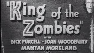 King of the Zombies (1941) [Horror]