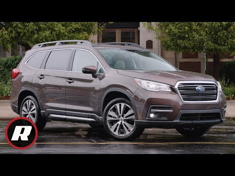 12 months with Subaru's big SUV, the Ascent