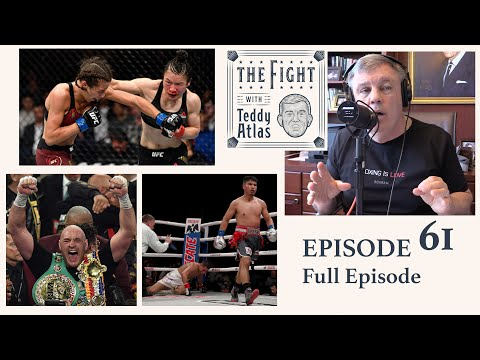 Teddy Atlas On Tyson Fury Controversies, Garcia Vs Vargas, Weili Zhang Vs Joanna Jedrzejczyk + More
