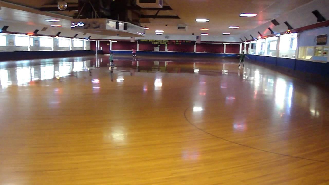 Roller skating venues - Oaks Park Roller Skating Rink 03132015