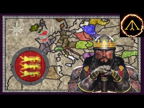 NEW MOD! England Let's Play - Medieval 2 Total War (LIVE STREAM)