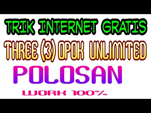 Trik Polosan Kartu Three / 3 / tri Work 100%