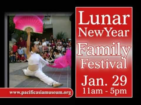 Pacific Asia Museum Lunar New Year 2011