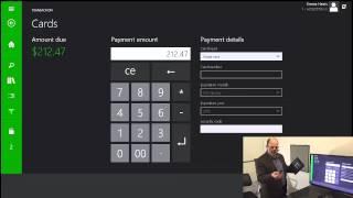 UXC Eclipse Microsoft Dynamics AX Retail Modern POS Demo