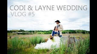 Codi & Layne wedding Vlog #5 At 1603 Main Events Bismarck ND By: pricelessstudio.com