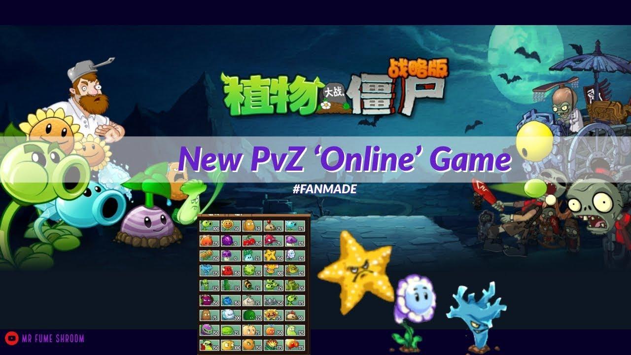 Online Pvz