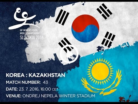 KOREA : KAZAKHSTAN