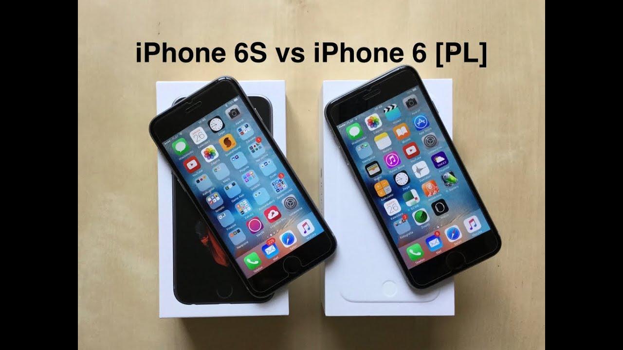 Iphone 6s vs ipo