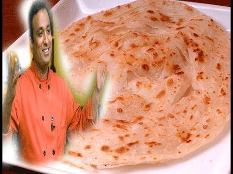 gobi paratha recipe vah chef chicken