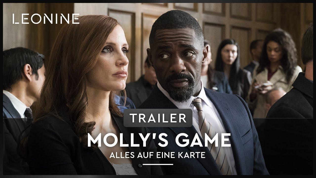 Molly's Game: Alles auf eine Karte - Trailer (deutsch/ german; FSK 6)
