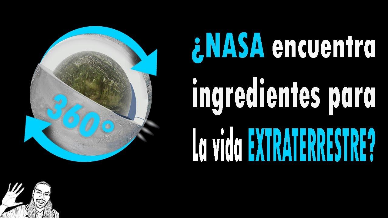 NASA halla ingredientes para la Vida Extraterrestre ? | 360° | #AbrilVideosMil | 14