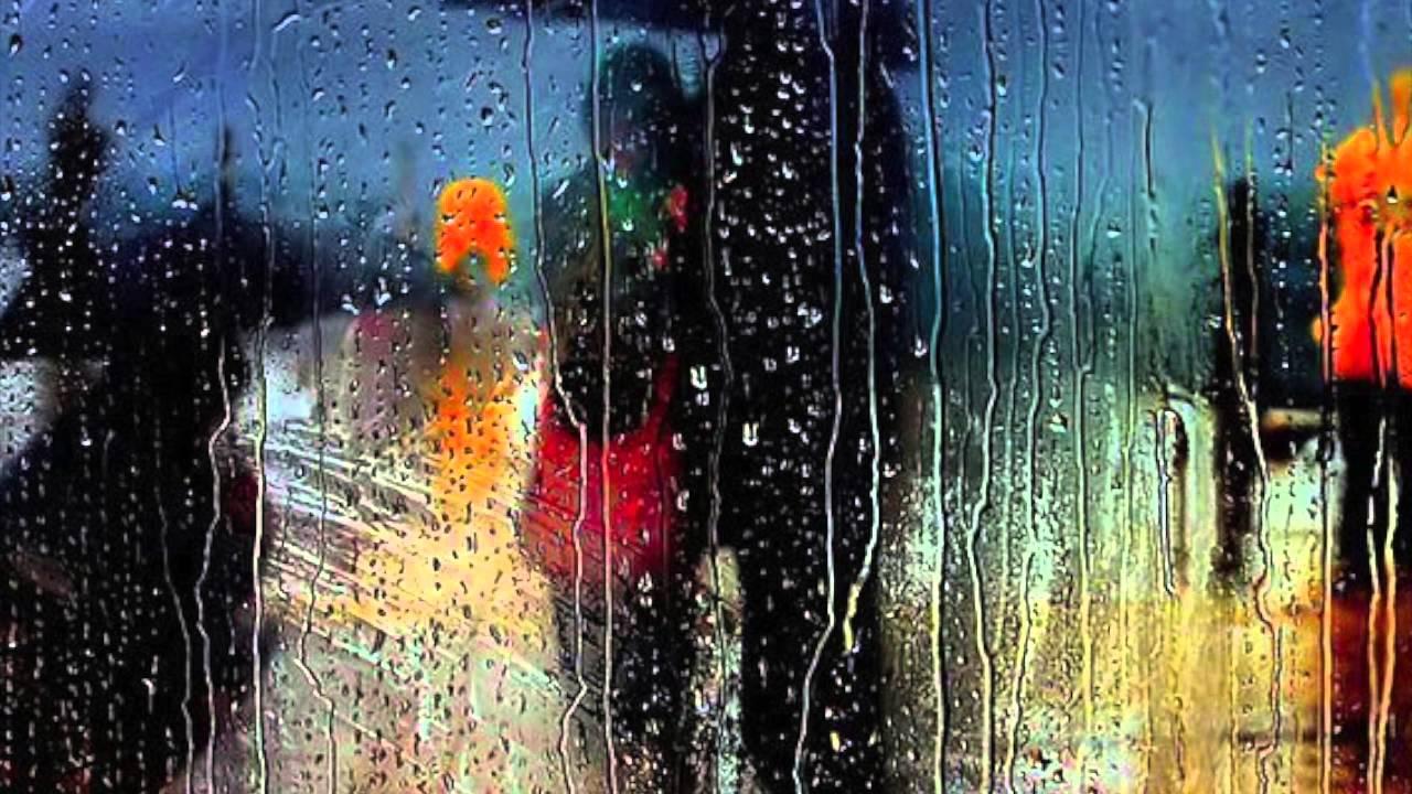картинки дождь в городе