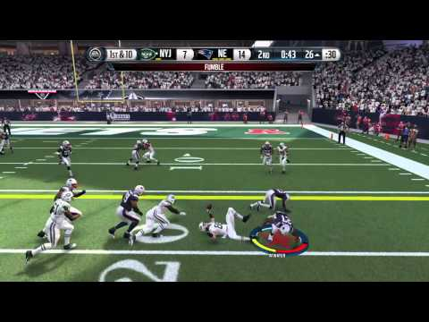 STEVE ATWATER CRUSHING HIT | Madden NFL 16 Draft Champions