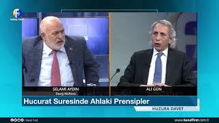 Huzura Davet Selami Aydın Ali Gün 22 10 2020