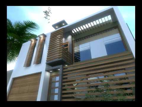 Casa moderna y minimalista remodelacion animacion 3d for Arquitectura moderna minimalista