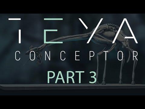 Teya Conceptor. Deel 3