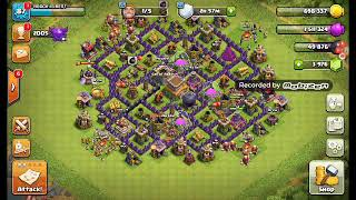 CLASH OF CLANS-EPESODE 6-IM IN CRYSTAL LEAGUE!!!!!!!