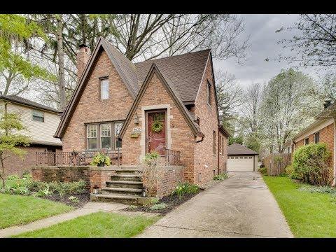 9625 Blackburn, Livonia, MI | Old Rosedale Gardens Brick