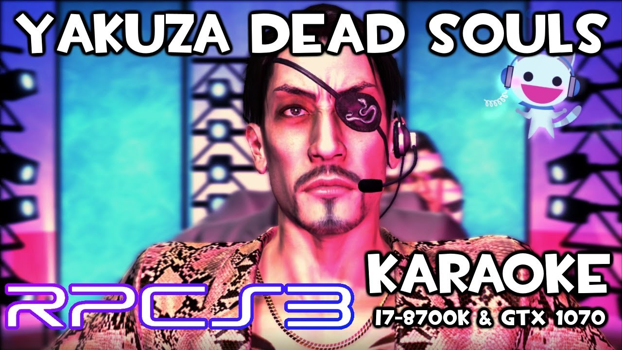 Steam Community :: Video :: [RPCS3] Yakuza DS - Get to the