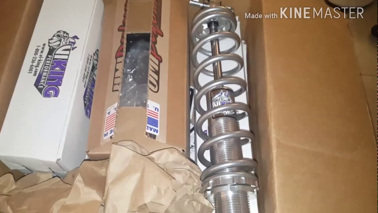 Viking G Body Front Coilovers