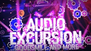 figcaption [INSANE DEMON] | 'Audio Excursion' 100% COMPLETE By GoodSmile & More!  | Geometry Dash [2.1]