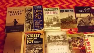 Dien Bien Phu book collection