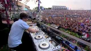 Martin Solveig at Tomorrowland 2012