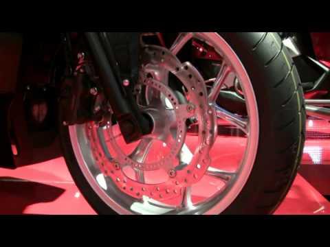 Honda Motorrad News 2012 - EICMA Milano - Crosstourer, NC700X, NC700S und Integra