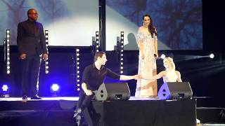 Aljona Savchenko & Bruno Massot, Emotions on Ice 2018, Chemnitz, 28.12.2018