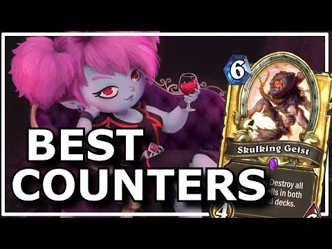 Hearthstone - Best Counters