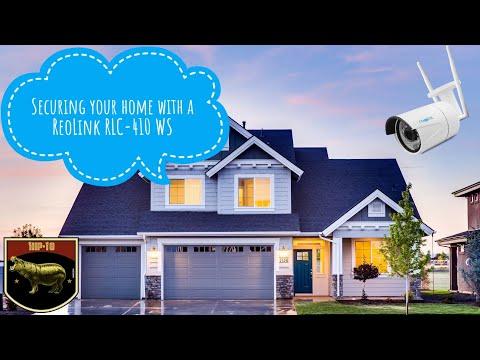 Reolink 4MP Surveillance Camera Upgrade Pt. 2