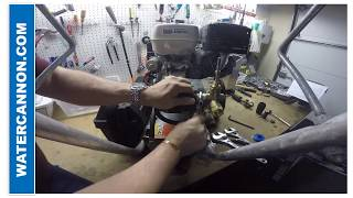 How to replace an Unloader, Set the Bypass and Pressure properly.