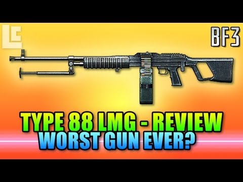 Type 88 LMG Review