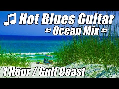 RHYTHM AND BLUES Music Electrical Guitar Solo Songs Relax Instrumental Playlist 1 Hour like BB King