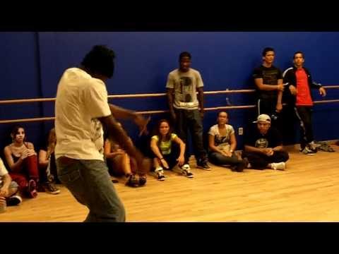 Style Freeing Friday Jam  Prelims - Adri vs T