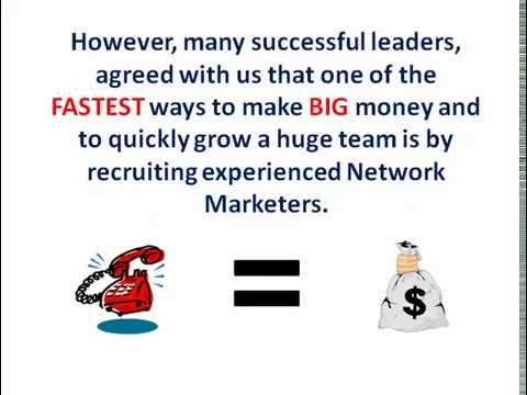 Get Unlimited $15 to $100 payments and unlimited leads with this super easy system|Team Headstrong|