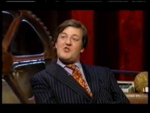Stephen Fry. Room 101 -