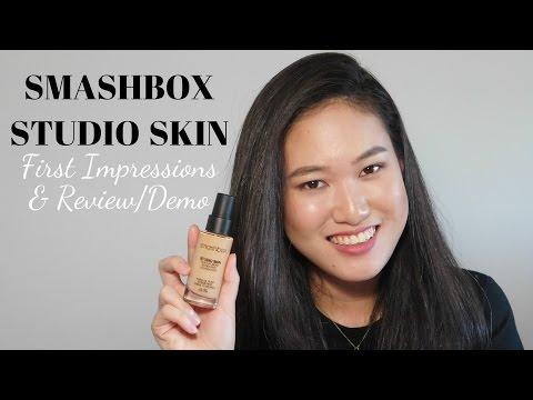 Smashbox Studio Skin Foundation - Worth The Hype/Money? | Nur Amirah Y