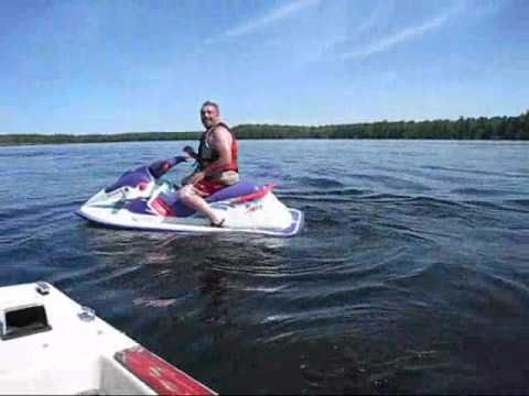 1996 Seadoo Xp >> Seadoo spx 657.wmv - YouTube