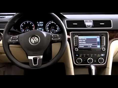 2012 Volkswagen Passat Media Device Interface - YouTube