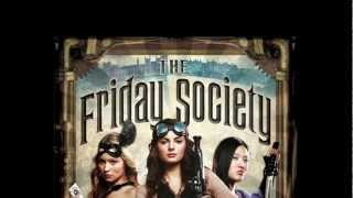 The Friday Society - book trailer