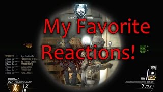 My Favorite Reactions