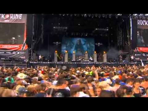 Avenged Sevenfold - Almost Easy  at Rock Am Ring  ᴴᴰ