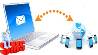 видео Отправляем СМС с компьютера на телефон бесплатно