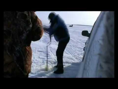 видео приколы на зимней рыбалке