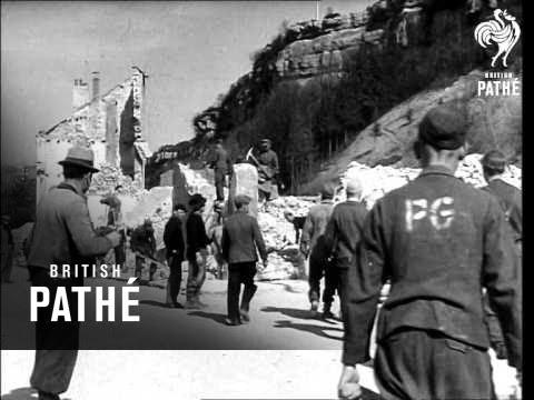 Dortan: Badly Damaged Town (1946)