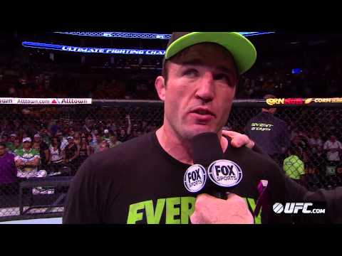FOX Sports 1: Chael Sonnen Interview
