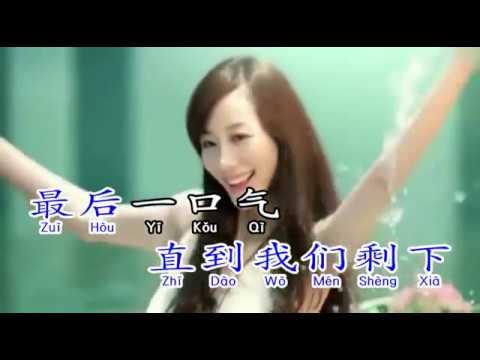 Xu Duo Nian Yi Hou 许多年以后 - Zhao Xin 赵鑫 KTV Lyrics