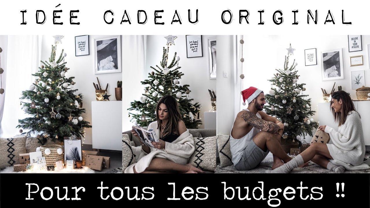 Idée De Cadeau Original Pour Tous Les Budgets Homme Femme Enfants