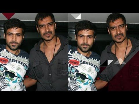 Ajay Devgan & Emraan Hashmi Starrer Film 'Baadshaho's' Shoot Starts | Bollywood News